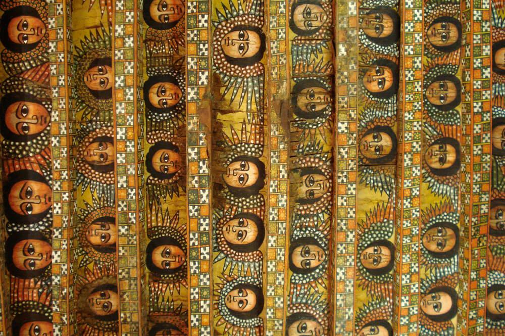 In Gondar